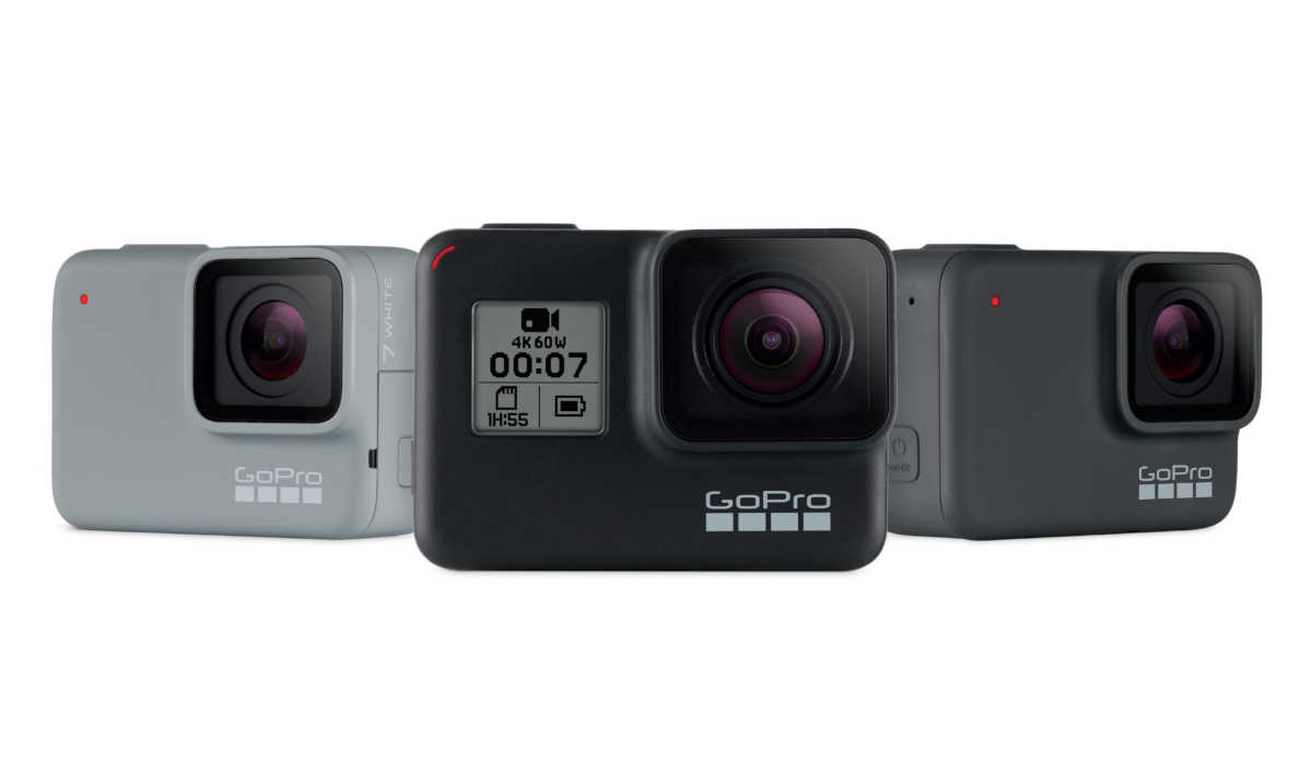 GoPro HERO7 series - 1