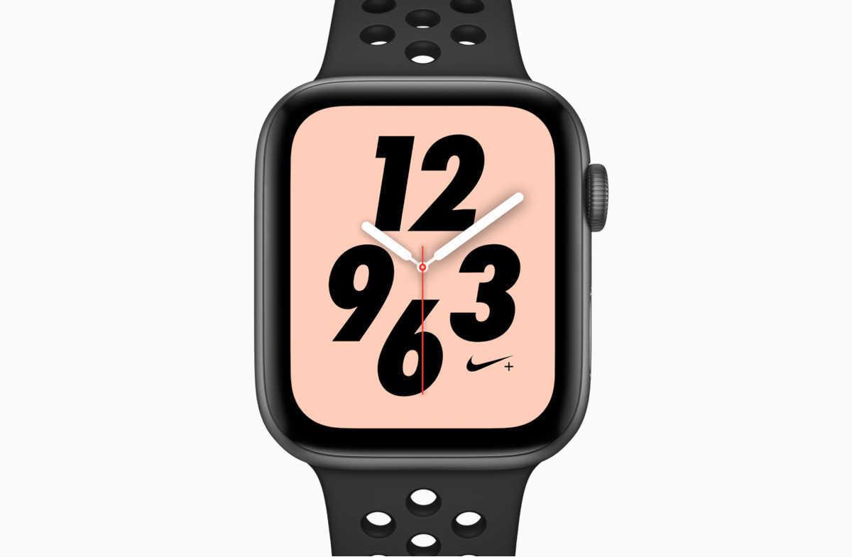 Apple Watch Nike+ Series 4 - 0