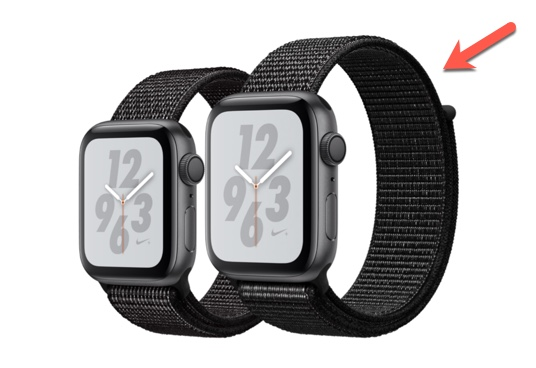 Apple Watch Nike+ Series 4 - 1