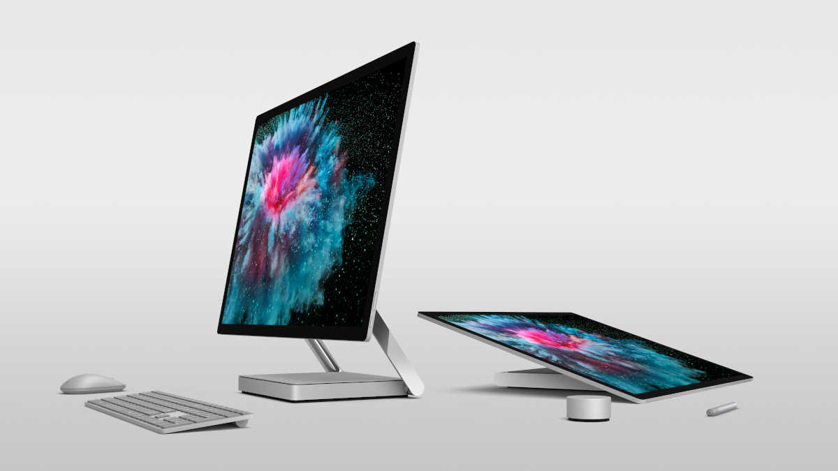 Surface Studio 2 - 1