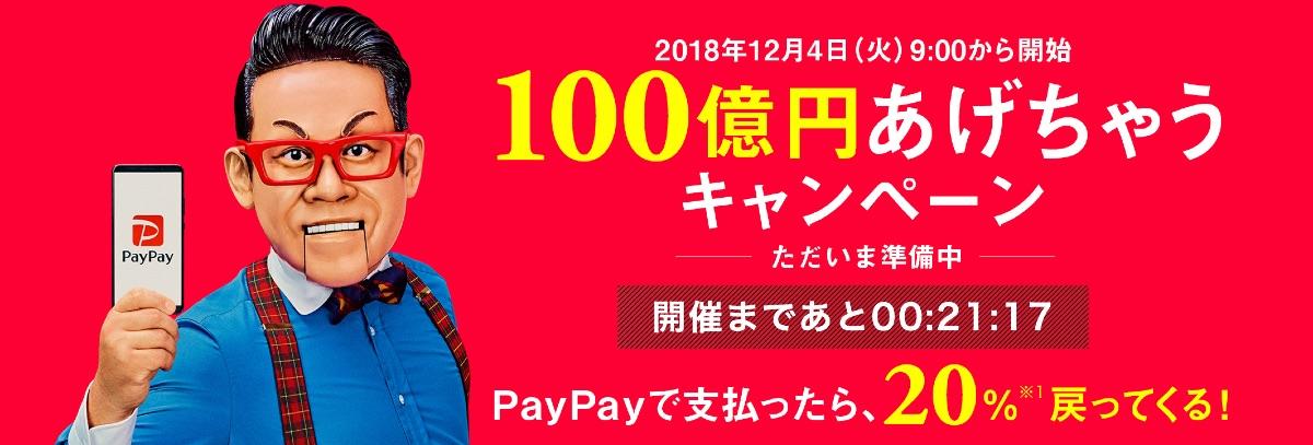 PayPay x ビックカメラ - 0