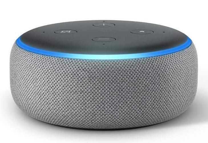 Amazon Echo Dot 3rd gen - 1