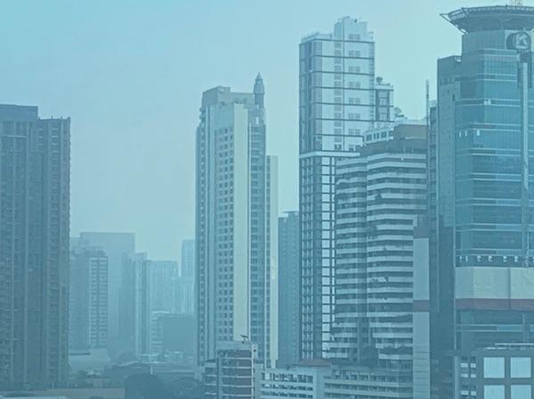PM2.5 in BKK - 1