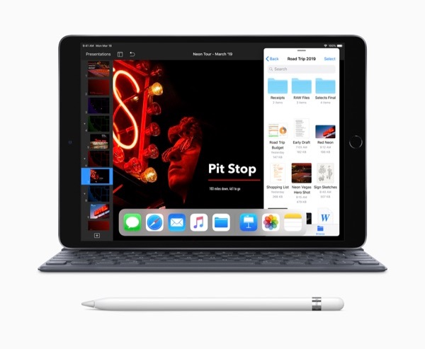 Apple iPad Air 2019 - 1