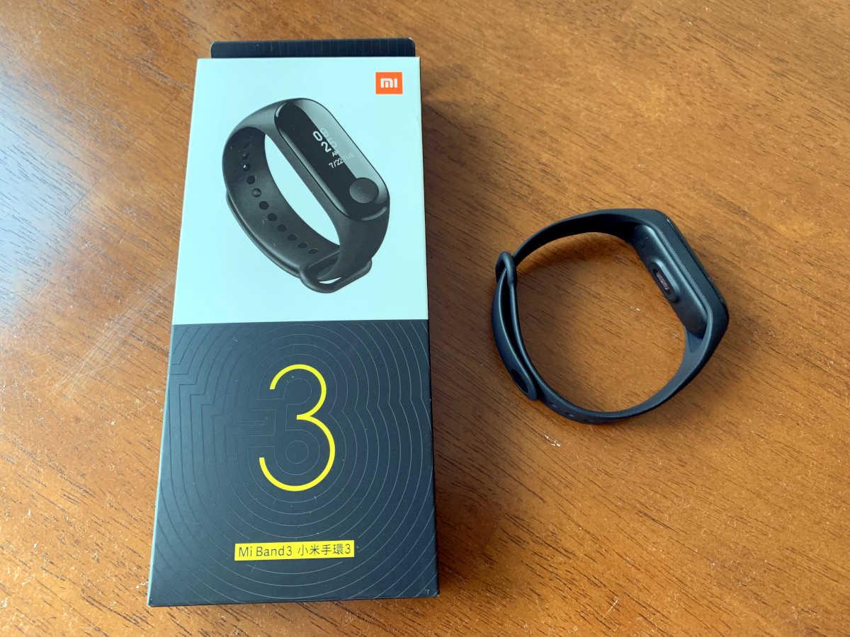 Xiaomi Mi Band 3 - 1