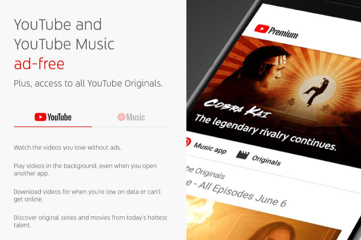 YouTube Premium - 1