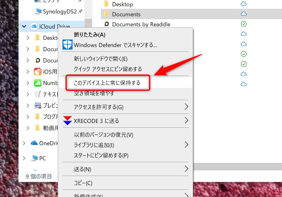 iCloud for Windows - 14