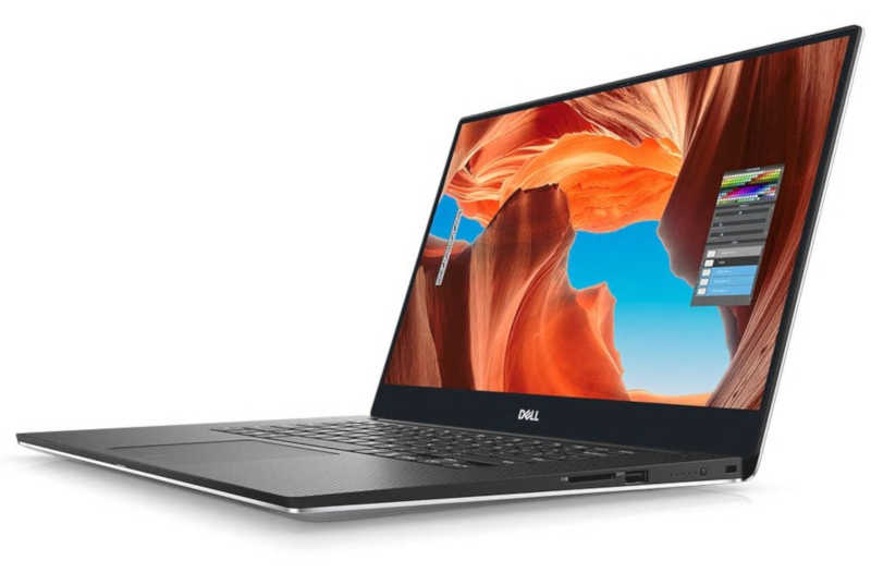 DELL XPS 15 2019 - 1