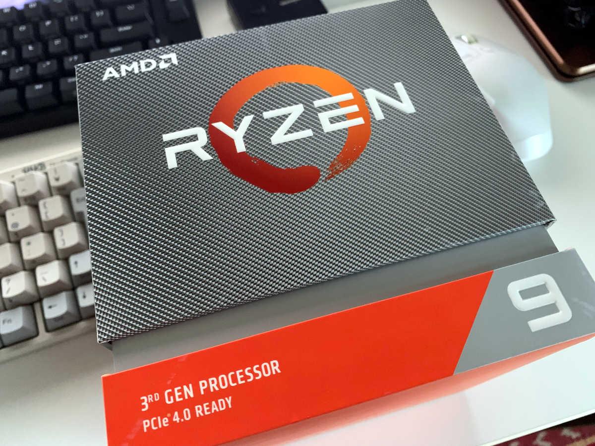 AMD Ryzen 9 3900X - 1