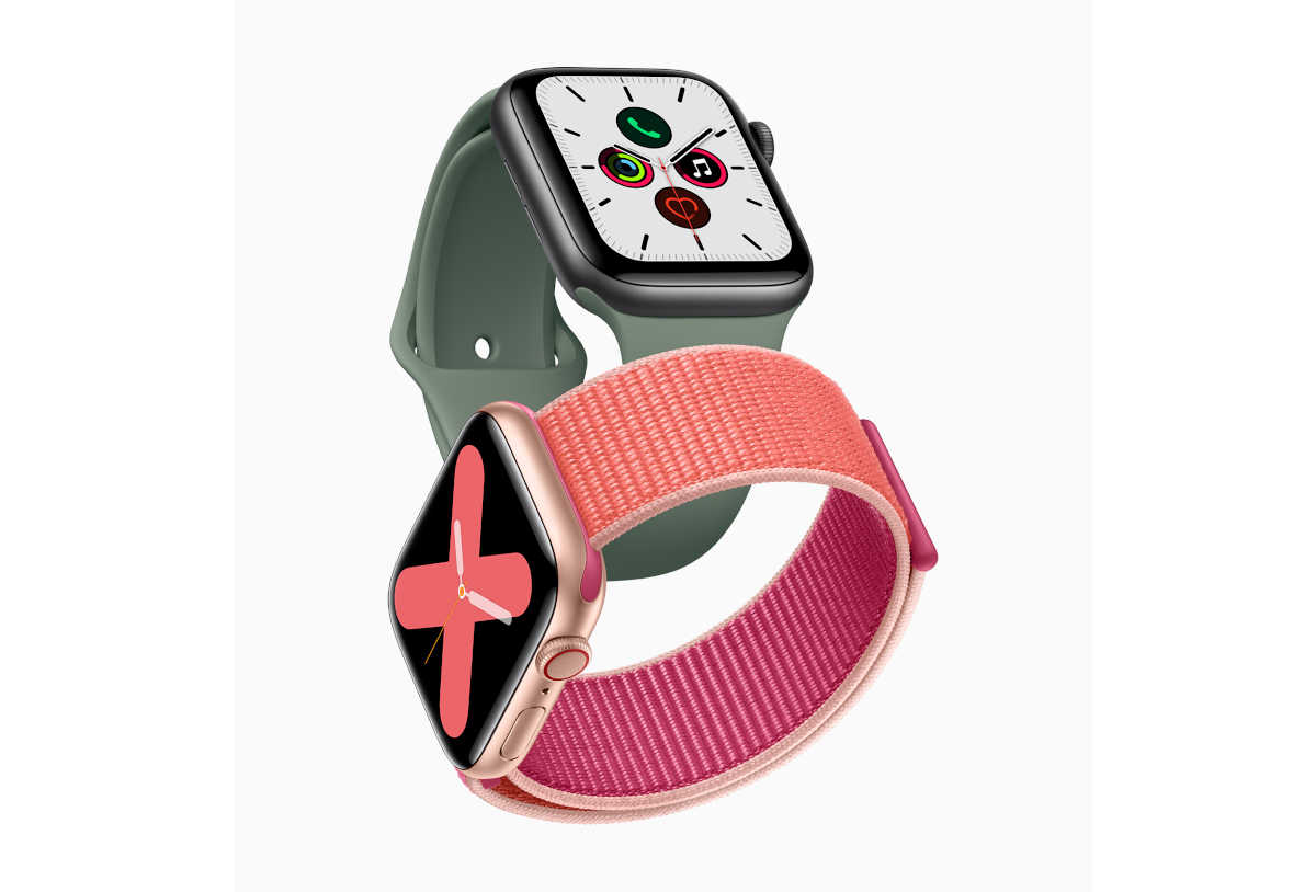 Apple Watch Series 5 - 1