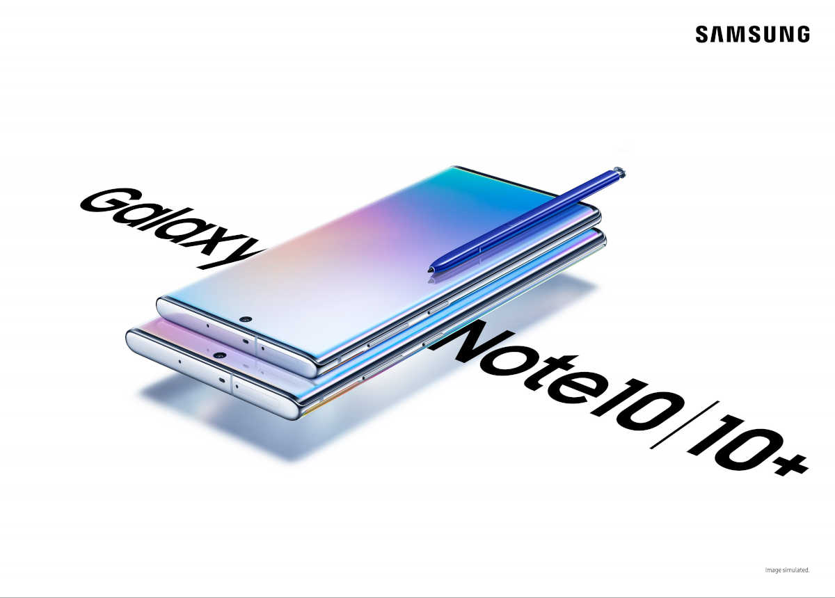 Samsung Galaxy Note 10 - 0