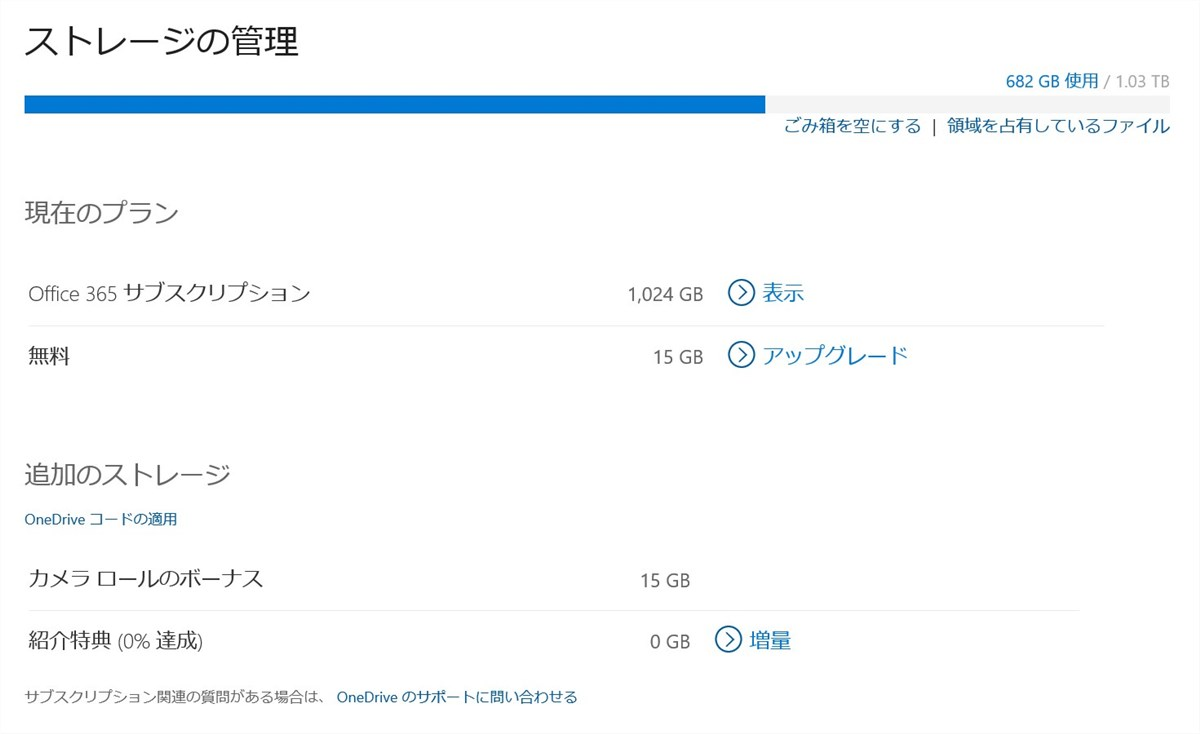 OneDrive 2TB - 1