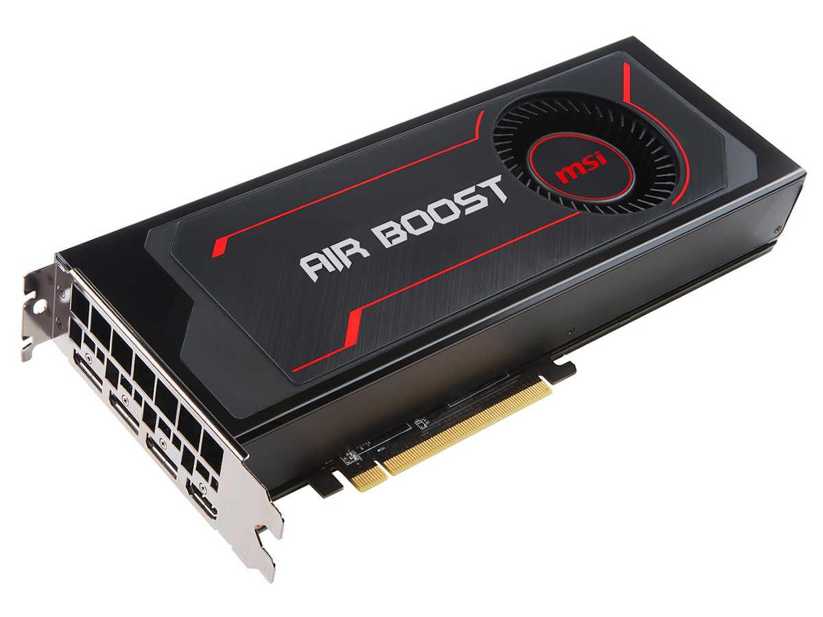 AMD Radeon RX Vega 64 - 0