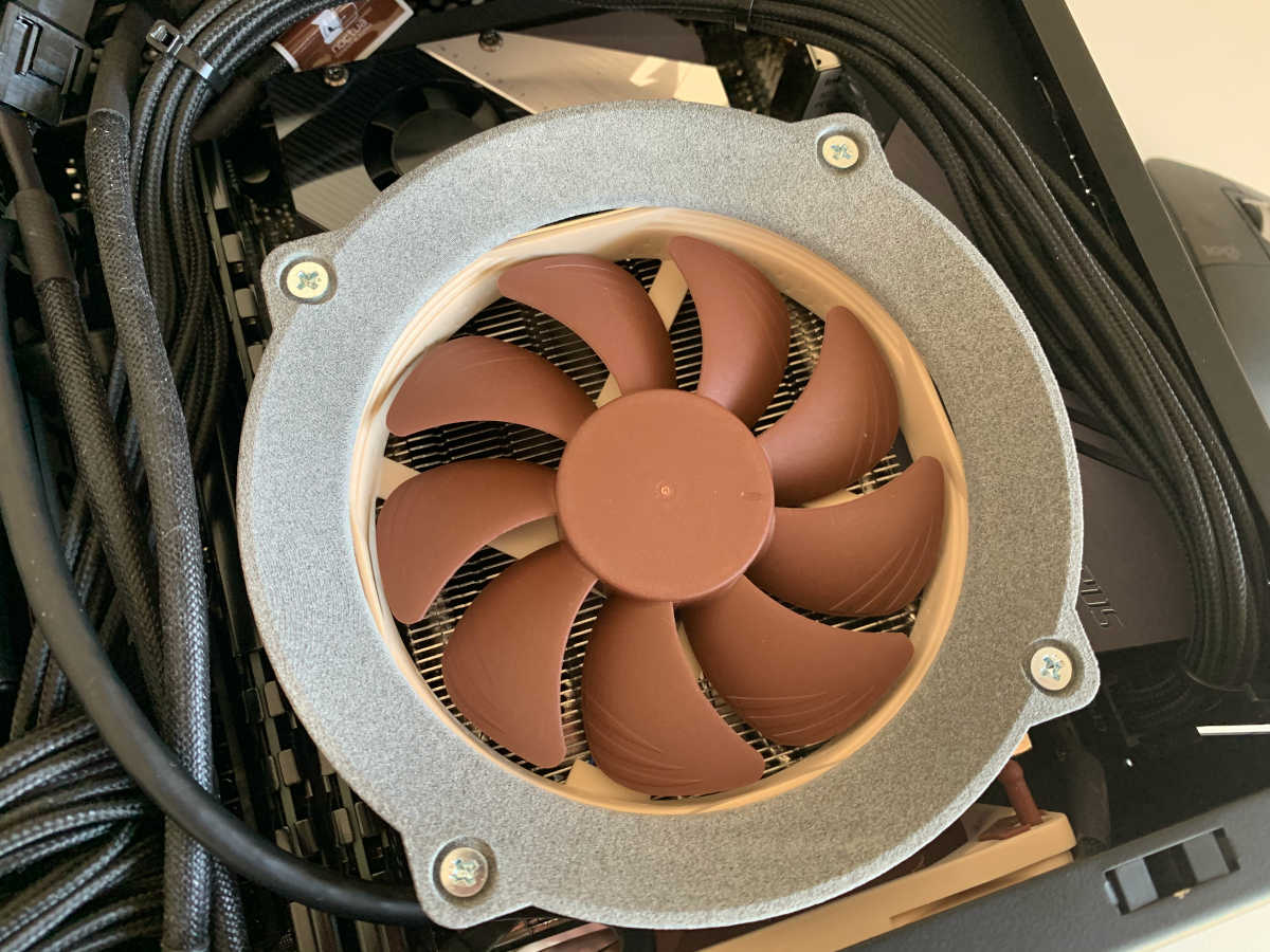 A4-SFX Cooling - 12