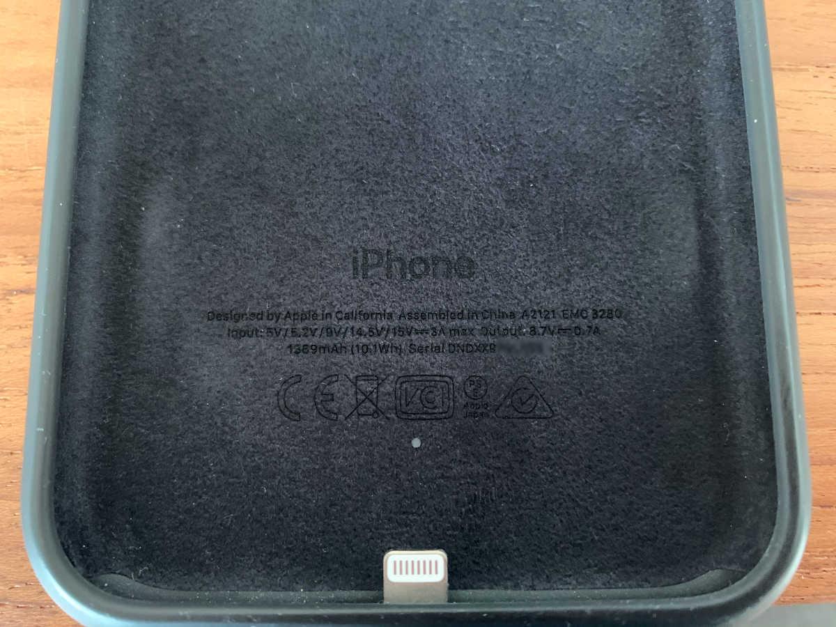 iPhone XR Smart Battery Case - 1