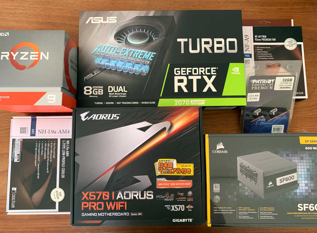 Building Mini-ITX Ryzen 9 3900X PC - 13