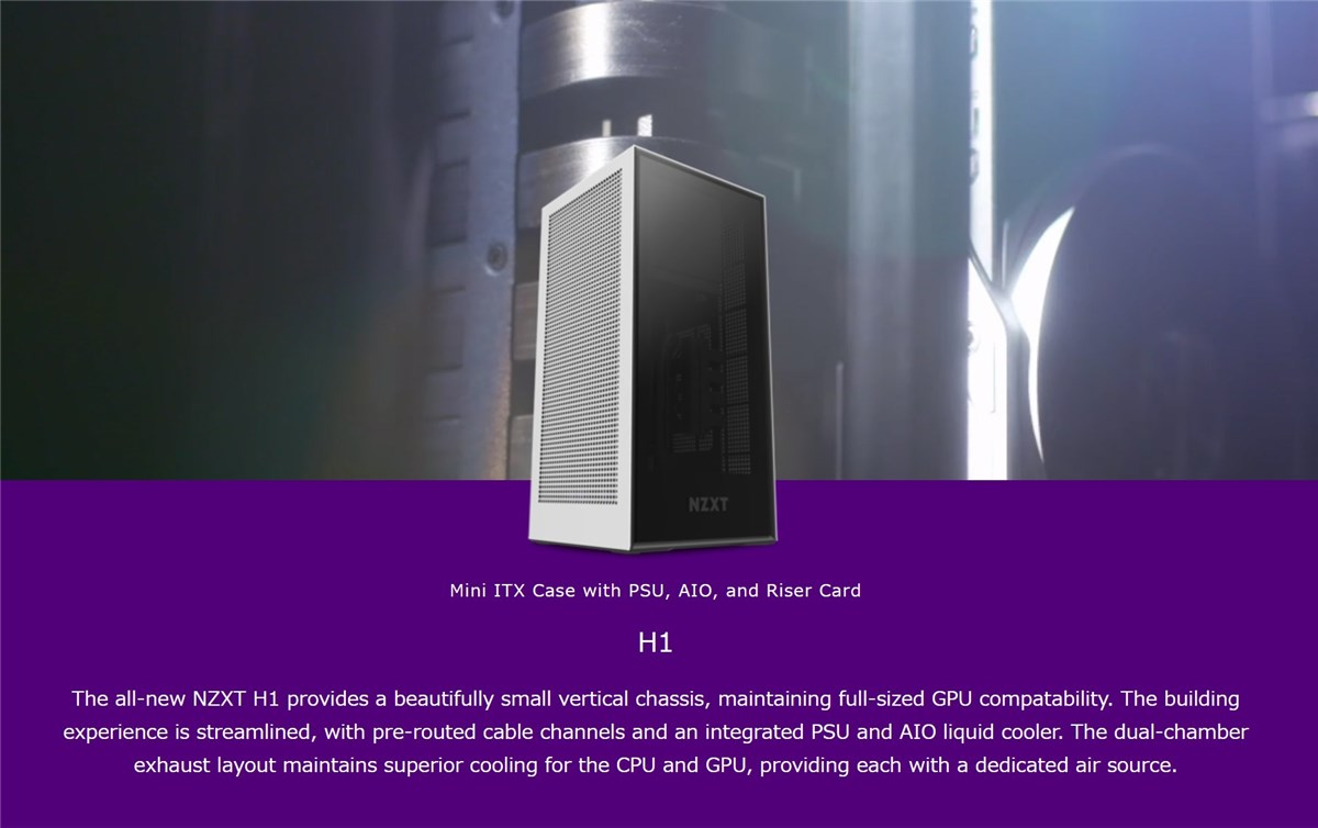 NZXT H1 - 0