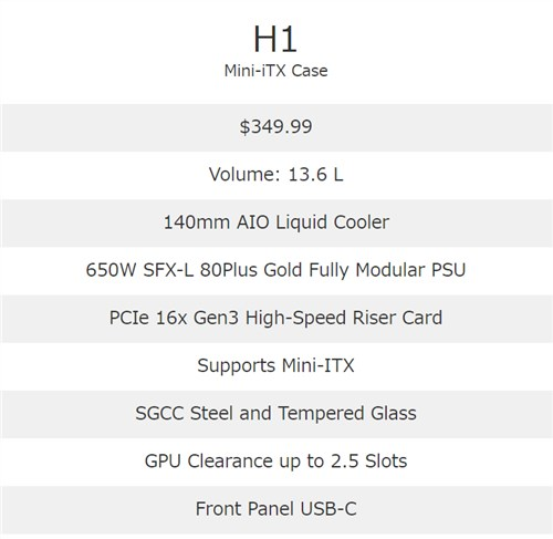 NZXT H1 - 3