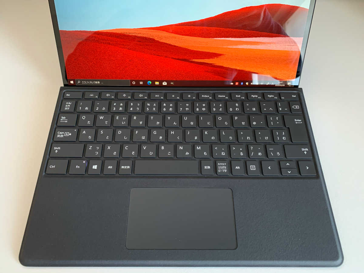 Surface Pro X - 1