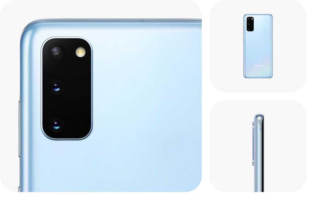 Samsung Galaxy S20 - 1