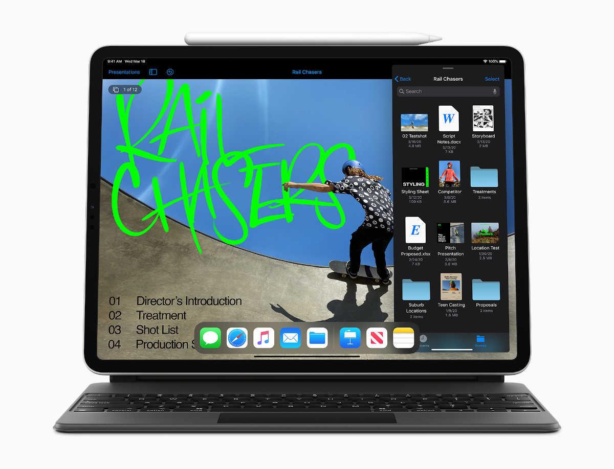 iPad Pro 2020 - 1