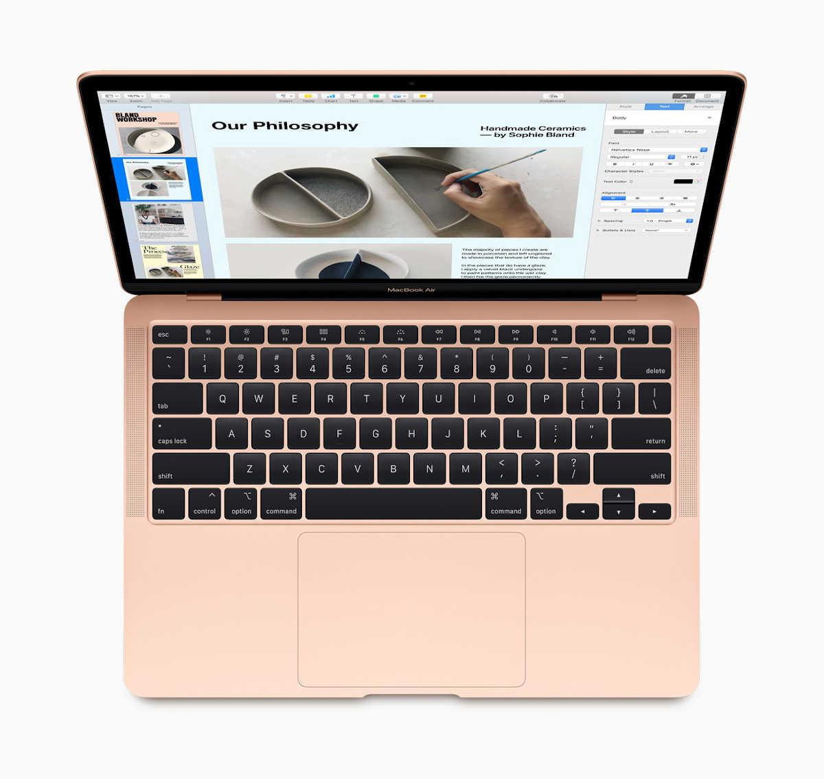 MacBook Air 2020 - 1