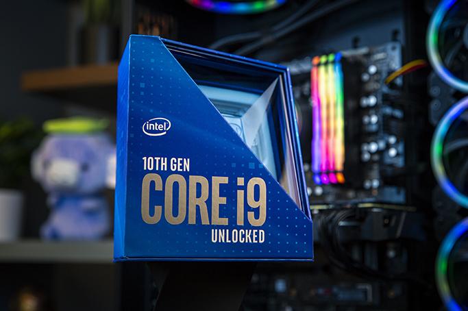 Intel Core i9-10900K - 1