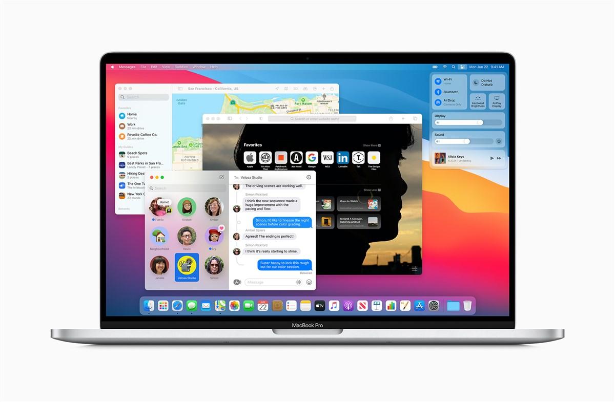 Apple Silicon Mac - 1