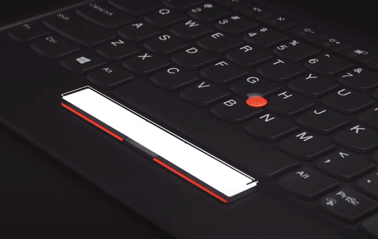 Lenovo ThinkPad TrackPoint Keyboard II - 3