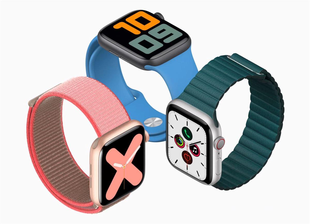 Apple Watch 2020 - 1