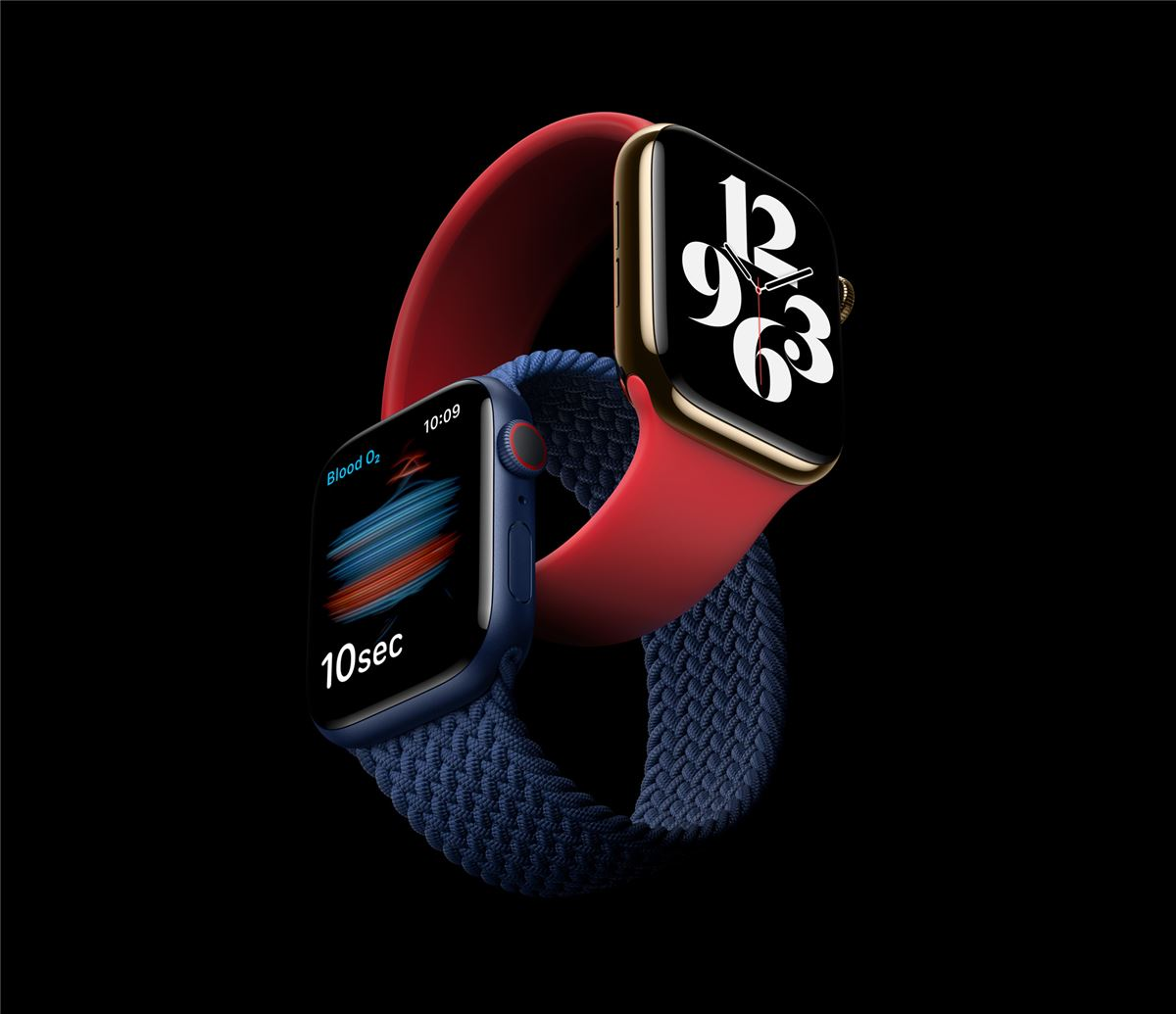 Get Apple Watch Series 6 / SE today - 1