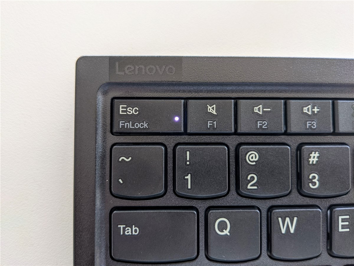 Lenovo ThinkPad TrackPoint Keyboard II US - 3