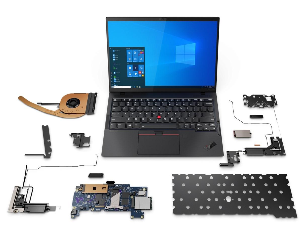 Lenovo ThinkPad X1 Nano - 1