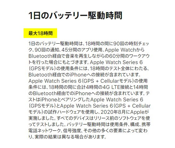Apple Watch Series 6 - 3