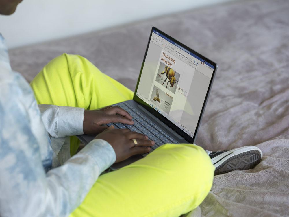 Surface Laptop Go - 4