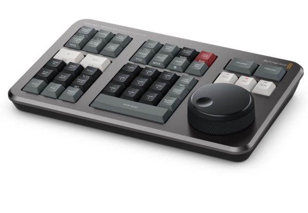 DaVinci Resolve Speed Editor - 1
