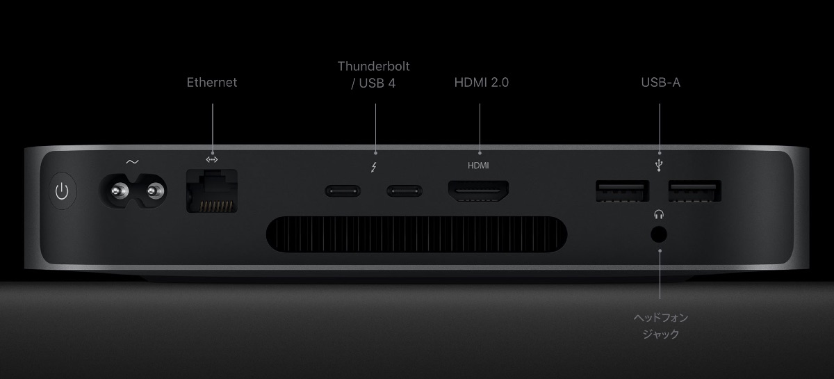 MacBook Air or Mac mini - 3