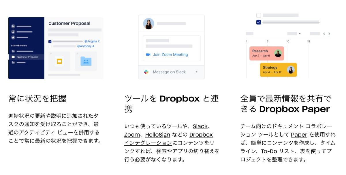 Dropbox Plus 3年版 セール - 2