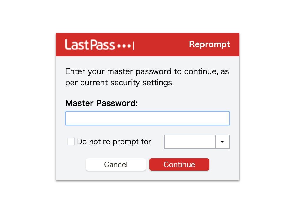 LastPass to Microsoft Autofill - 12
