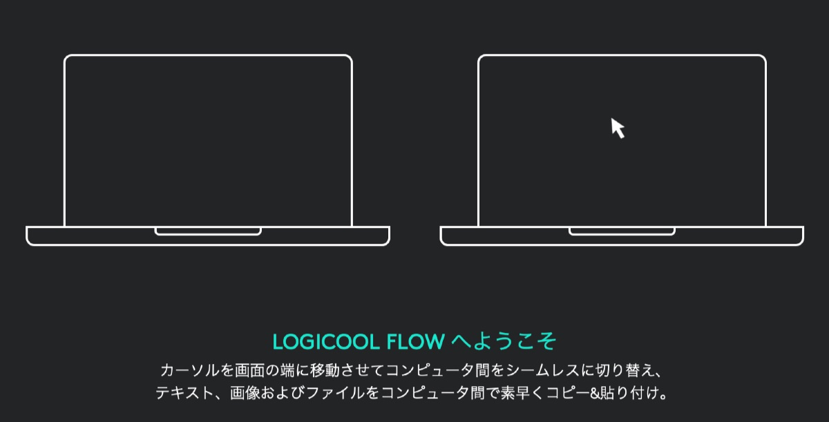 Logicool Options & Mission Control - 1