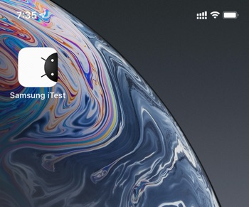 Samsung iTest - 5