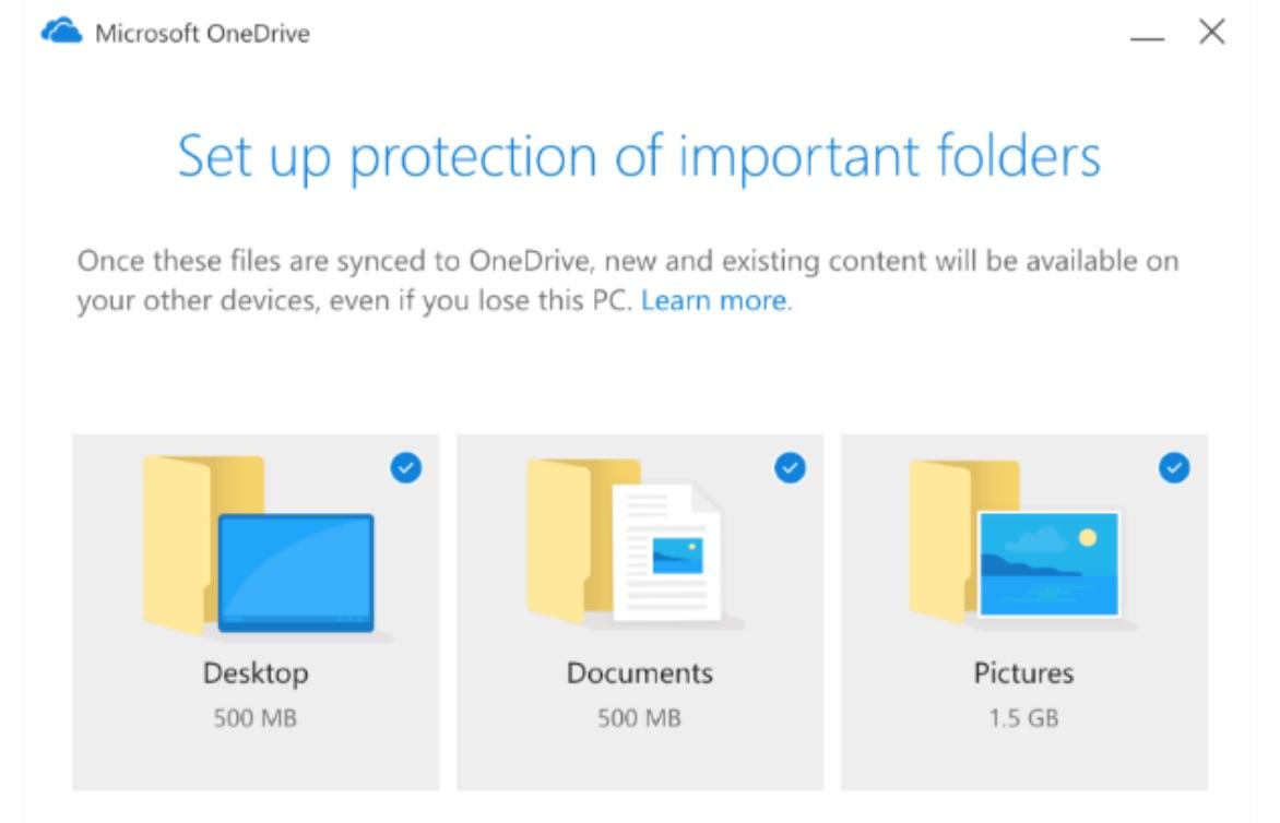OneDrive for Mac update - 2