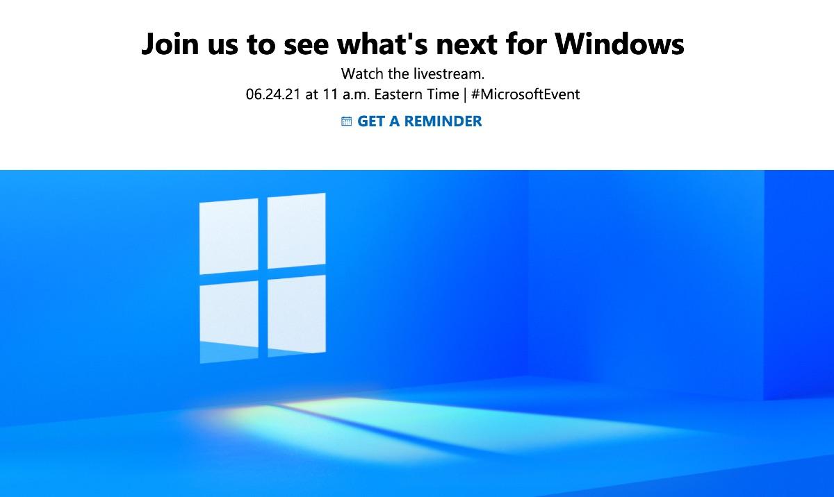 Windows 11 leaked - 1