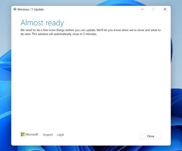 Windows 11 on M1 Mac - 11