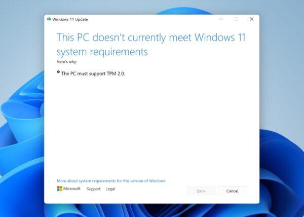 Windows 11 on M1 Mac - 8